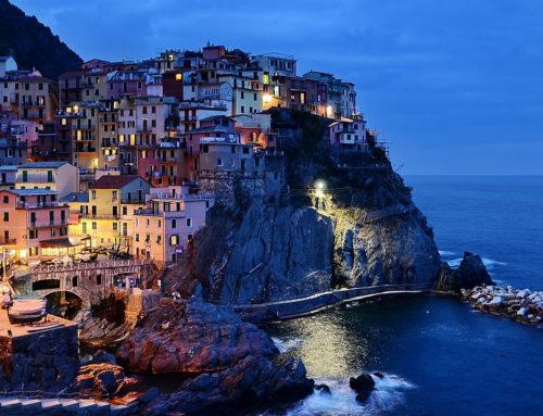Cinque Terre – das italienische Wanderparadies