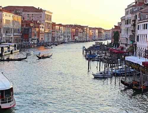 Als ich nach Venedig kam, wurde mein Traum mein Zuhause