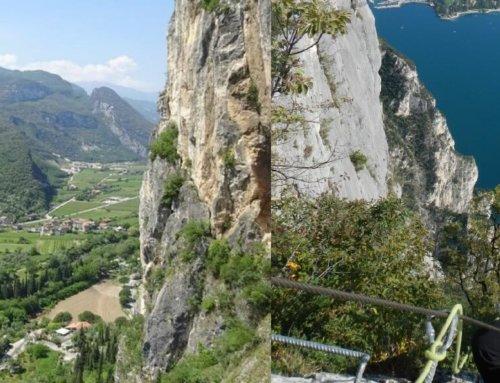 Italien – Klettersteig-Ausbildung am Gardasee