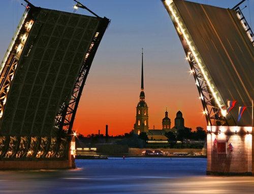 St. Petersburg – die geheimnisvolle Schönheit Russlands