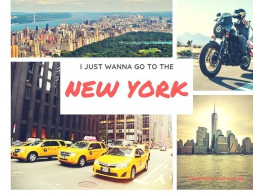 New York – Once in a Lifetime
